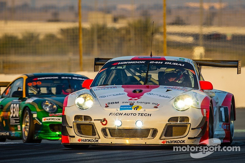 Martin Ragginger on pole for 24 Hours of Dubai