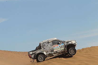 Robb's Dakar ride: Looking back on stage 4
