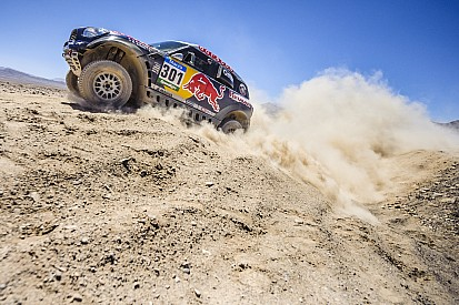 Rodrigues steps out of the shadows, Al-Attiyah rams home his advantage