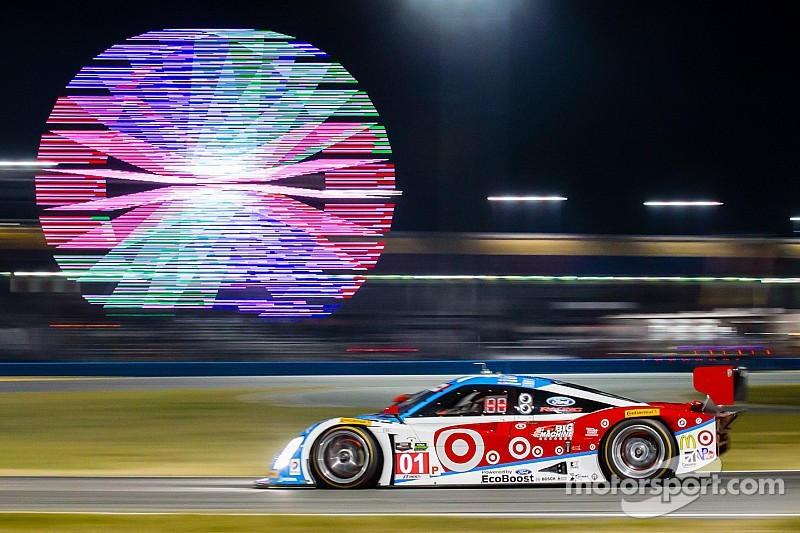 TV, radio and online coverage for 2015 24 Hours of Daytona
