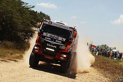 Instaforex Loprais Team: Sixth stage Antofagasta – Iquique