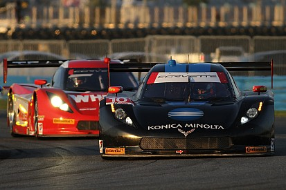Second day of testing concludes at Daytona