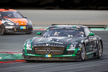 Team Black Falcon makes history in the 10th running of the 24 Hours of Dubai