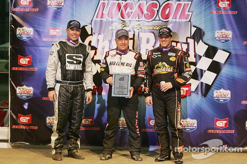 """Rookies"" look for opportunity at the Chili Bowl"