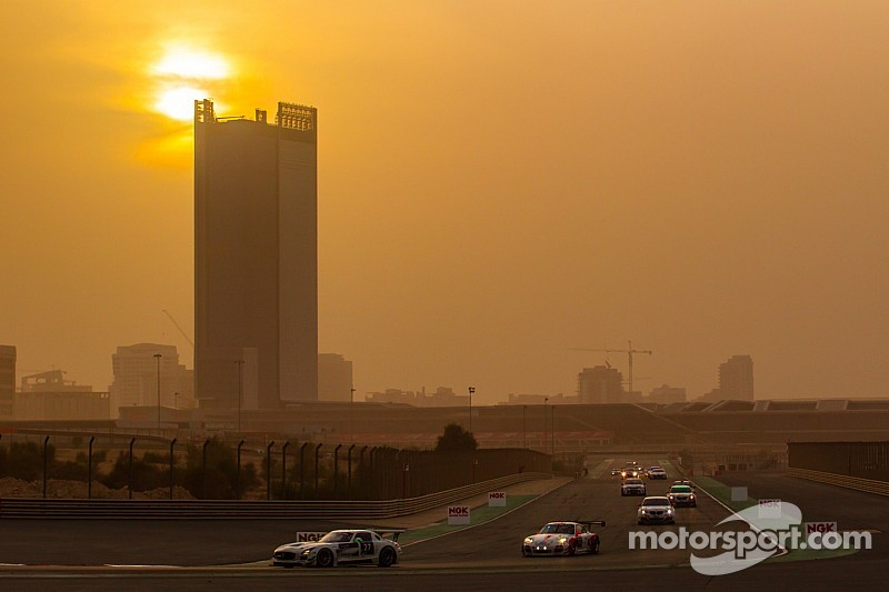 Hankook 24H Dubai: a great start of the 2015 24H Series