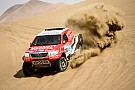 2015 Dakar Rally: Stage 9 results