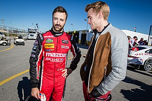 IMSA Breaking news Hinchcliffe returns with Mazda for Rolex 24