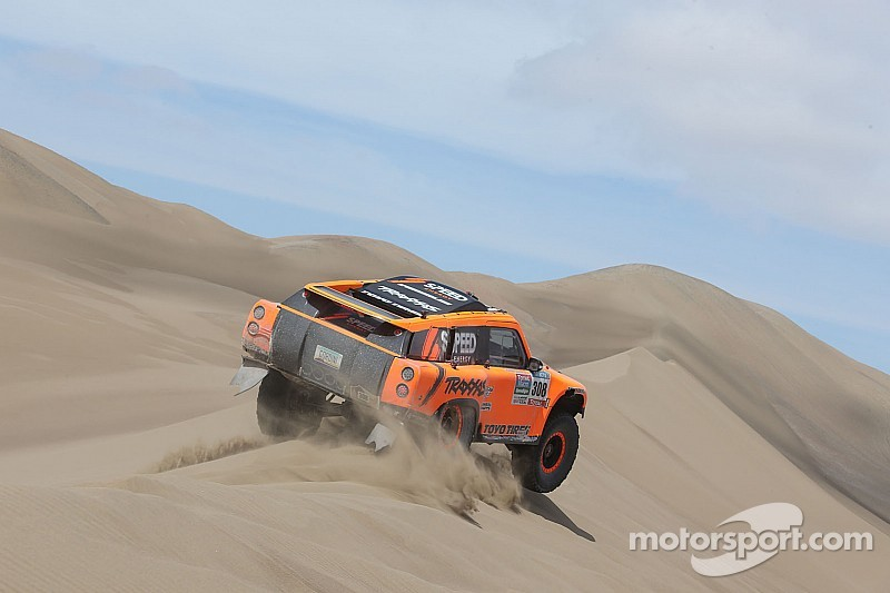 Robby Gordon presses on as Dakar Rally nears the finish