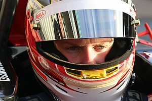 Indy Lights Testing report Hargrove tops Indy Lights test at Palm Beach International