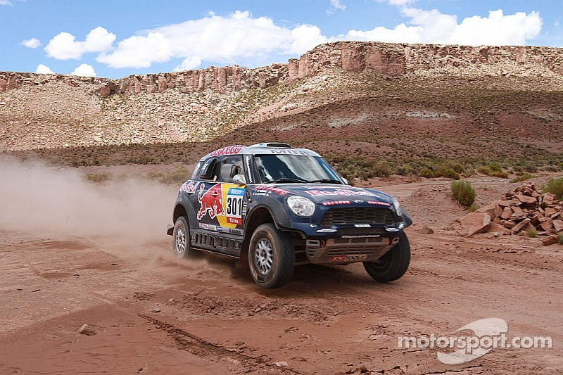 Barreda and Al-Attiyah win again