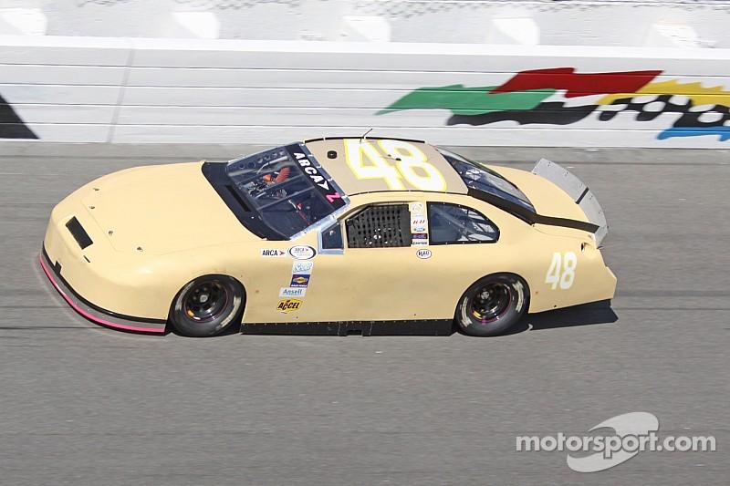 Empire Racing tops charts at final Daytona ARCA test