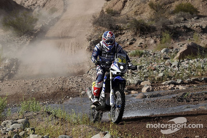 Pain signs off with overall top ten finish after shortened Dakar finale