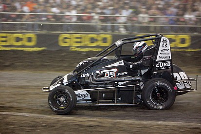 Clauson cleans up in final Chili Bowl qualifying night