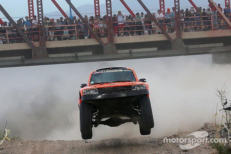 Robby Gordon wins final stage of 2015 Dakar