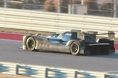 First look at Nissan LMP1 car