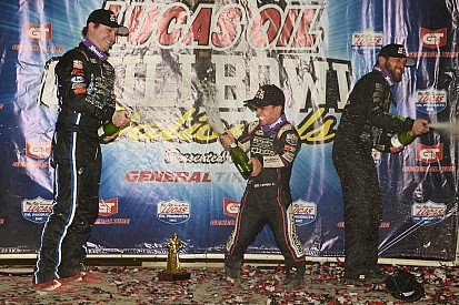 Rico Abreu gets up to speed