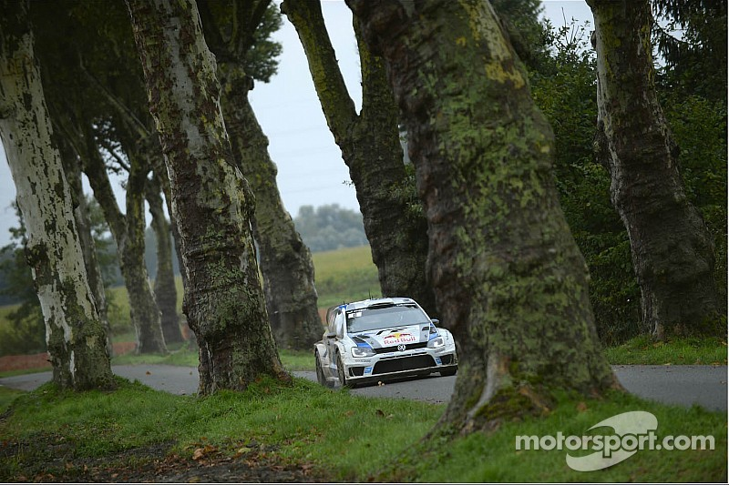 WRC French rally seeking new home for 2015
