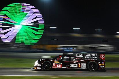 Allmendinger leads Thursday night practice for Michael Shank Racing