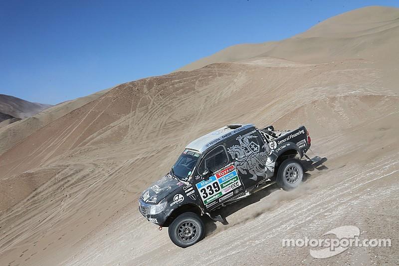 Robb's Dakar ride: Day 6