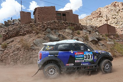 Robb's Dakar ride: Day 10