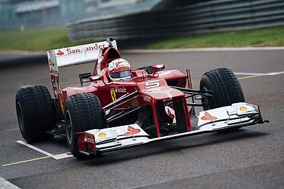 Vettel to debut new Ferrari - report