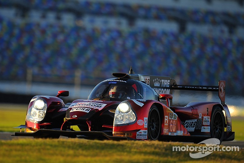 The Ligier JS P2 racks up yet another pole position!