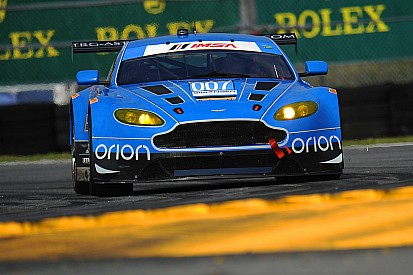 007 TRG-Aston Martin Racing takes historic pole at Daytona 24H