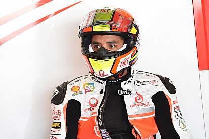 Yonny Hernandez to miss Sepang 1 test due to shoulder injury