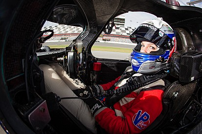 Katherine Legge talks development of DeltaWing and NASCAR aspirations