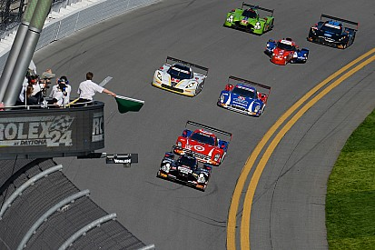 Rolex 24 at Daytona: It's green, green, green!