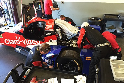DeltaWing flies before gearbox gremlins strike