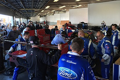 Rolex 24 slips away from No. 01 Ganassi squad