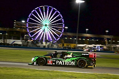 Early exit for Tequila Patrón ESM at Rolex 24
