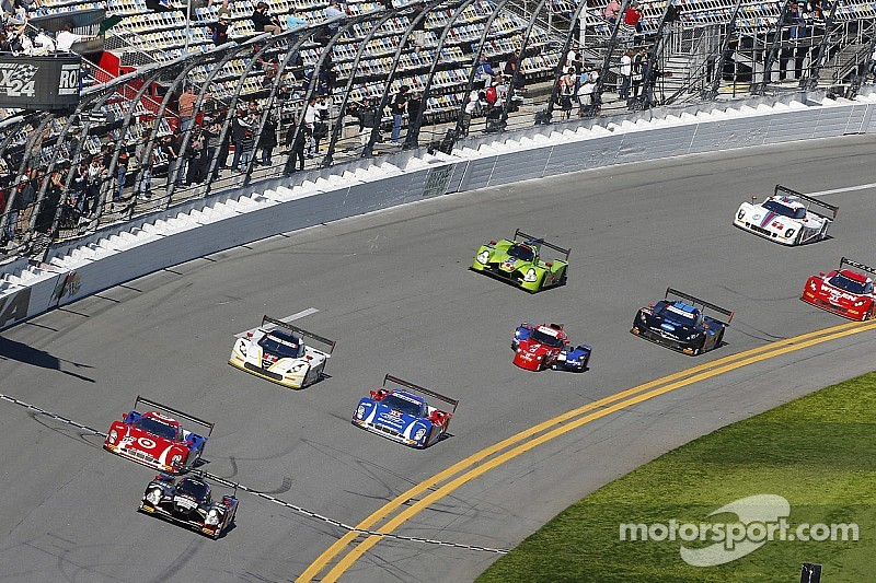 Honda and Michael Shank Racing show speed at Daytona - video