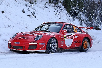 Romain Dumas second in RGT for his first Monte Carlo appearance