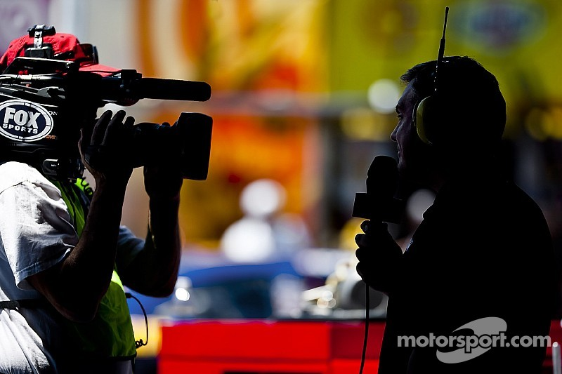 FOX Sports reveals its 2015 NASCAR lineup