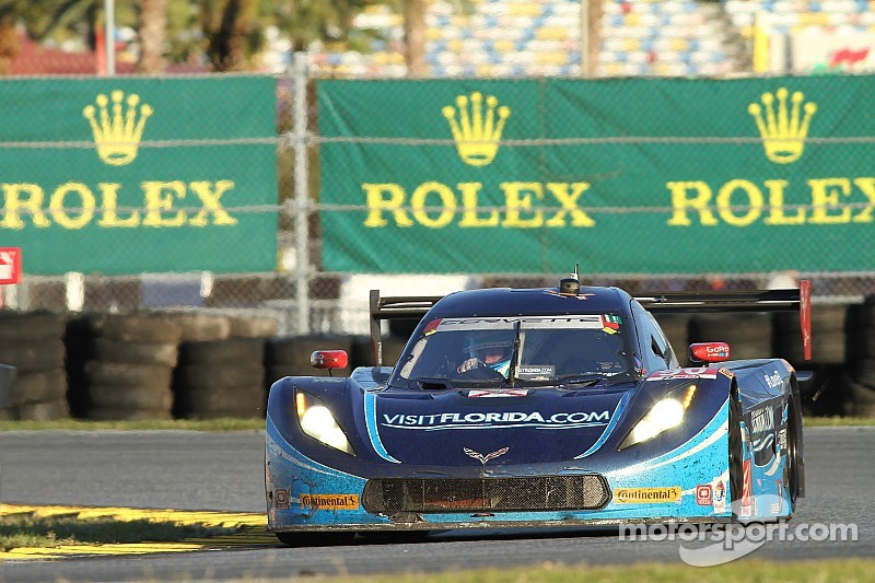 VisitFlorida.com Racing finishes fourth in the Rolex 24 At Daytona
