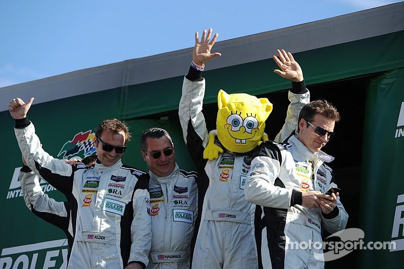 Mowlem earns another Daytona podium