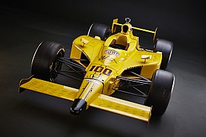 IndyCar Special feature Historic IndyCar chassis up for auction