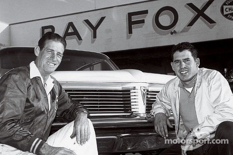 NASCAR Hall-of-Famer David  Pearson is on the mend