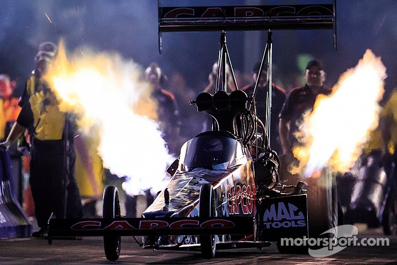 NHRA alters oil-down rules