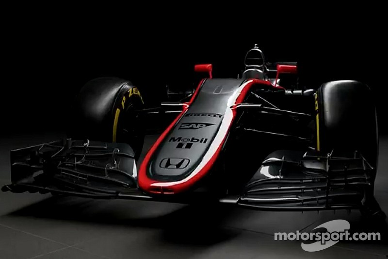 McLaren-Honda launches 2015 F1 challenger