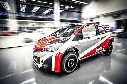 Toyota confirms World Rallying comeback