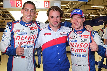 Lapierre leaves Toyota as Conway joins
