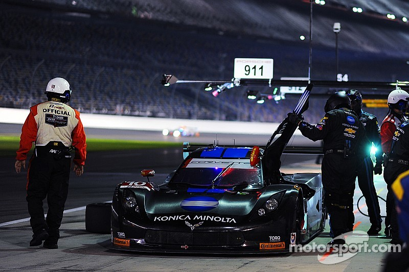 Wayne Taylor Racing loses third-place finish in Rolex 24
