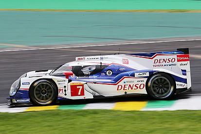 Toyota Racing confirms 2015 drivers