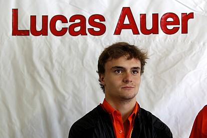 Lucas Auer graduates into the DTM