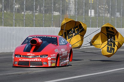 Reigning Pro Stock World Champion Enders-Stevens remains focused in 2015 heading to Winternationals