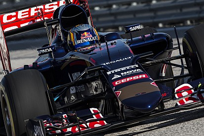 Toro Rosso presents the new STR10 in Jerez