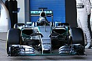 Mercedes launch kickstarts Jerez Formula One test